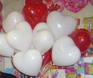 Девичник воздушные шарики